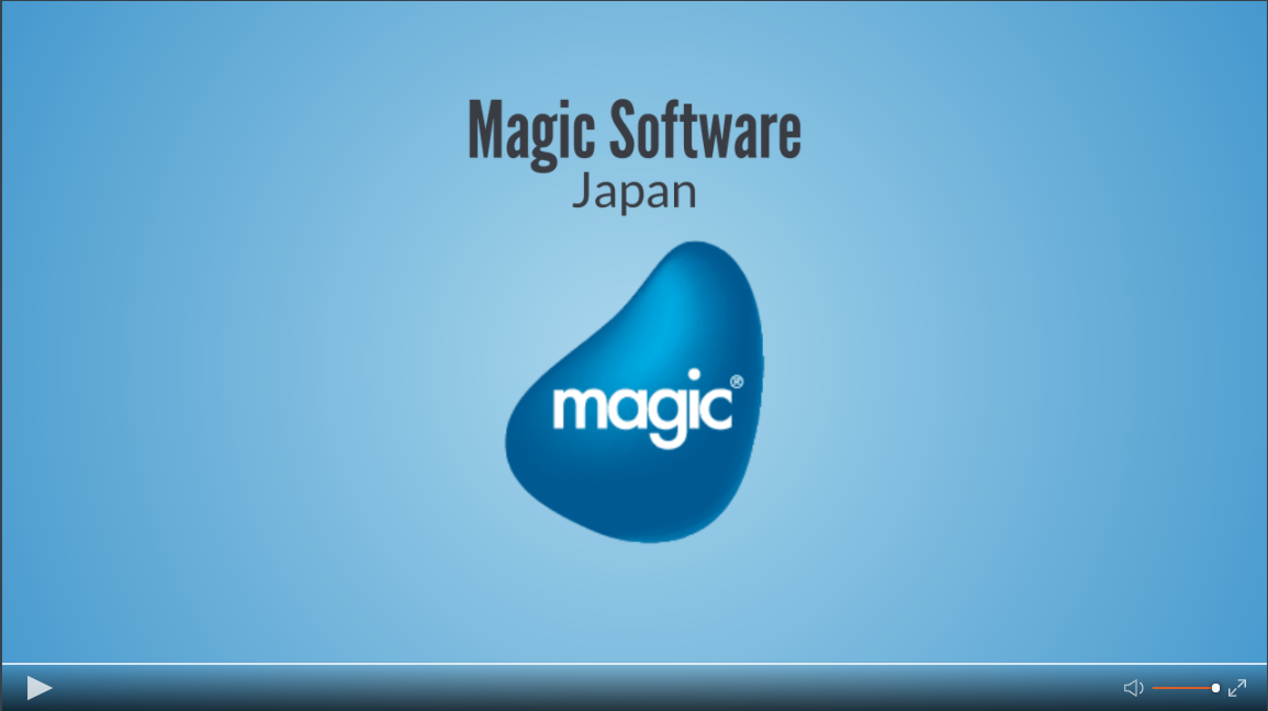 Magic xpa Web Client